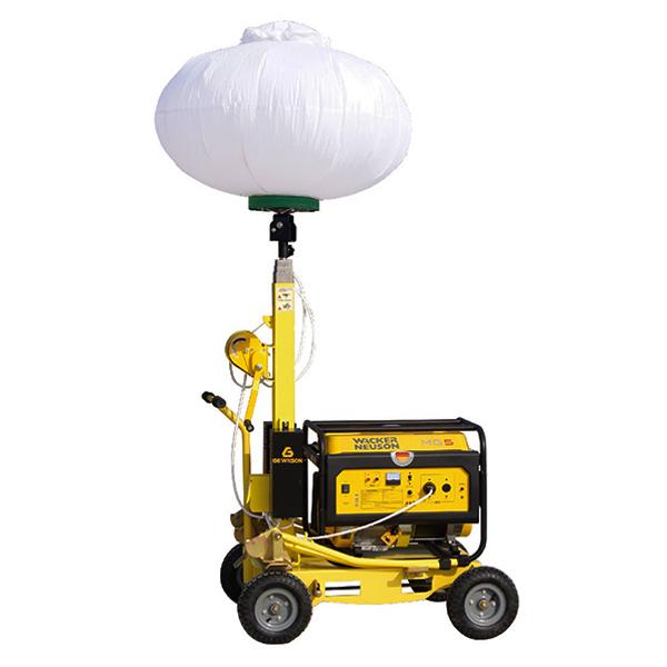 Glt1000a Balloon Light Tower Gewilson Light Tower